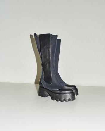 Copenhague Boots in Black