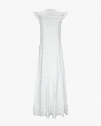 Moche Dress in Viento Print