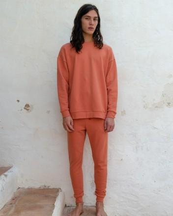 Classic Sweater in Mango