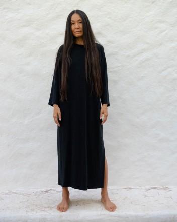 Vintage Loose Dress Pina in...