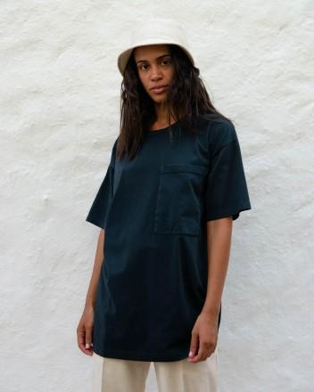 Unisex T-Shirt S pocket in...