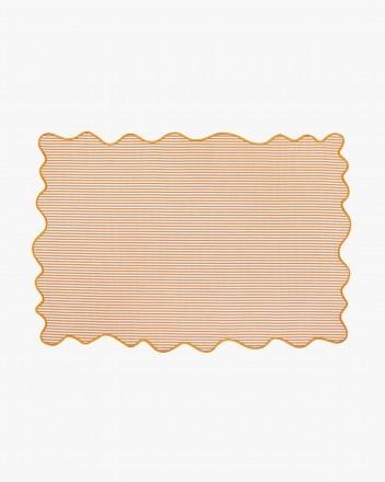 Pierre Stripe Placemat Set