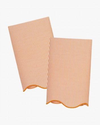 Pierre Stripe Napkin Set