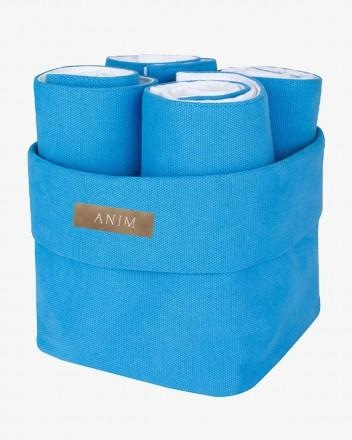 Holiday Towel Bundle in Blue