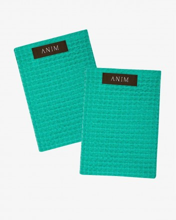 Ley Hand Towel Set in Pinei...