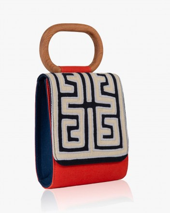 Palmata Micro Bag