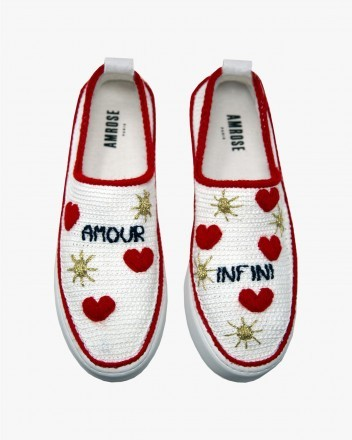 Amour Infini Sneakers