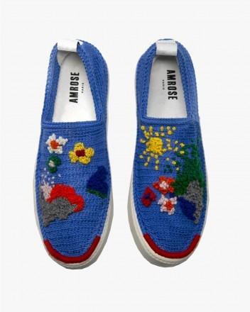 Poetic Landscape Sneakers
