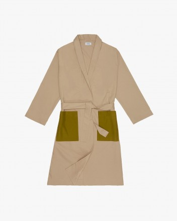 Kimono in Beige