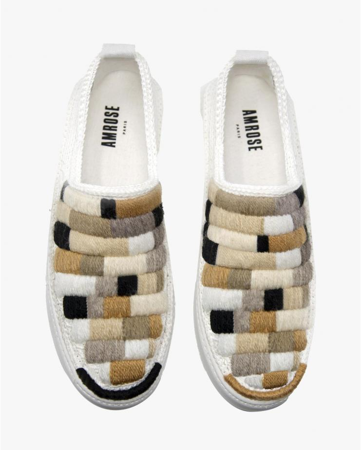 Parisiennes Bricks Sneakers