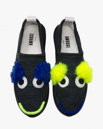 Funky Eyes Sneakers