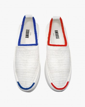 Playful Minimalist Sneakers
