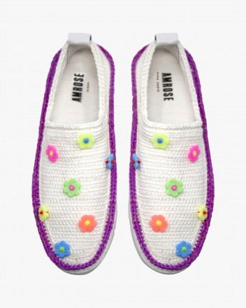 Candy Flowers Sneakers