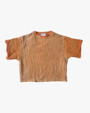 Gauze T- Shirt Oud
