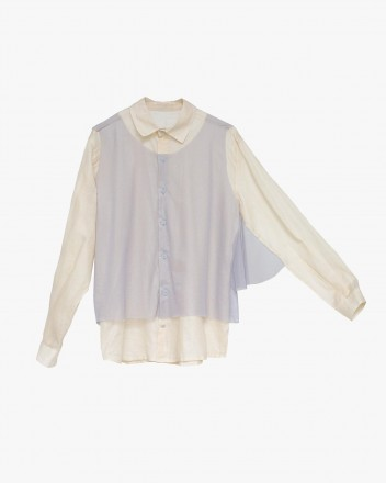 Eurythmy Shirt in Lilac