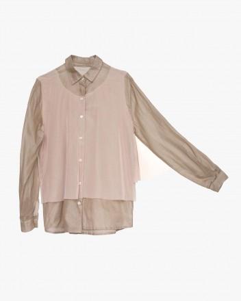 Eurythmy Shirt in Neutral