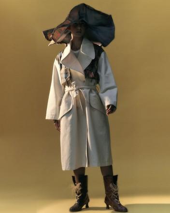 Umbrella Trenchcoat