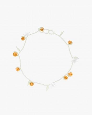 Orange Tree Necklace