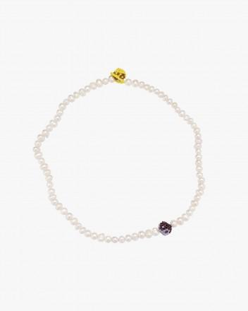 Pearl Simple Purple Yin...