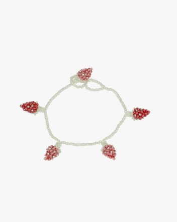 Strawberry Field Bracelet
