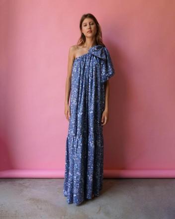 Filippa Dress Blue