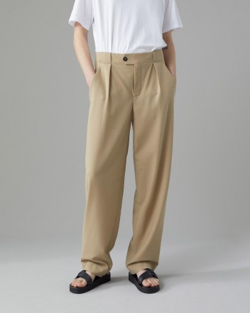 Mawson Trouser in Camel