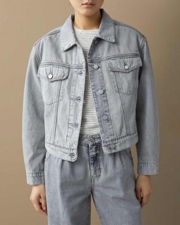 Elin jacket in Grey