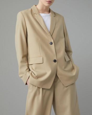 Lola jacket in Camel
