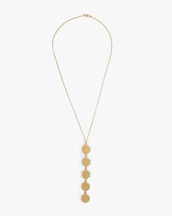5 Sun Necklace
