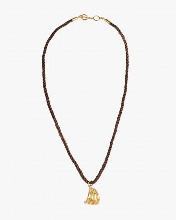 Banana Robe Necklace