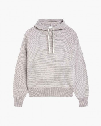 Knit Hoodie Top and Shirts...
