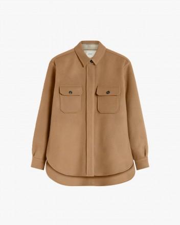 Kally jacket in Brown