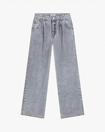 Nolin Trouser in Grey