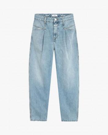 Pearl Trouser in Blue