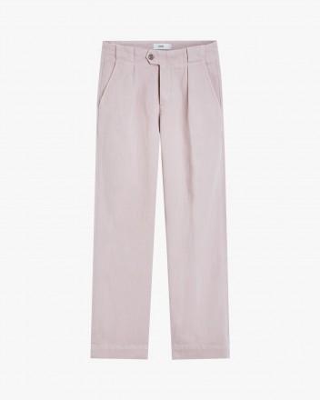 Mawson Trouser in Purple