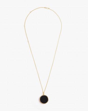 Lilo Necklace in Black