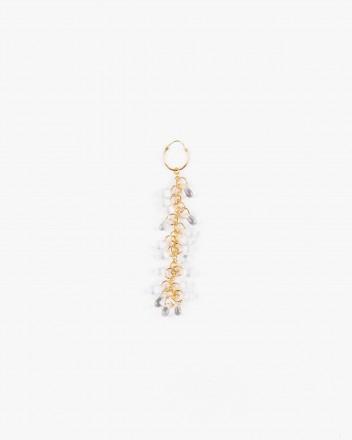 Crystal Earrings in...