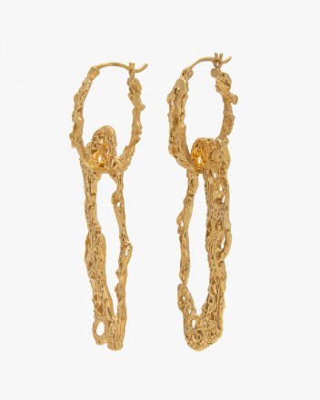 Espostoa Earrings