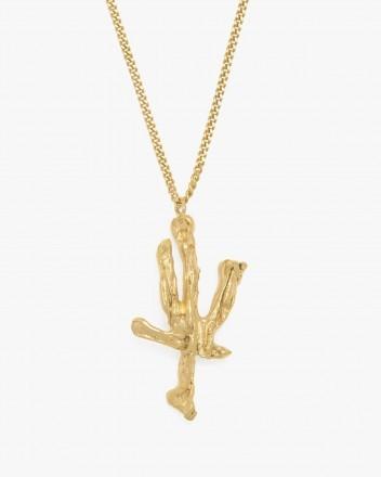 Ox Chinese Zodiac Necklace