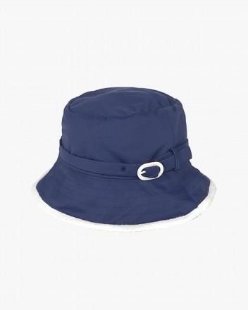 Solar Hat in Navy