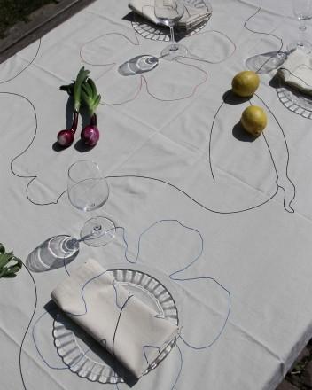 Sand Tablecloth