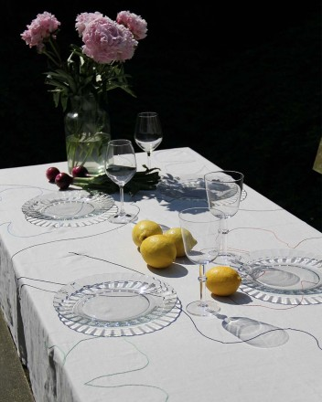 Stone Tablecloth