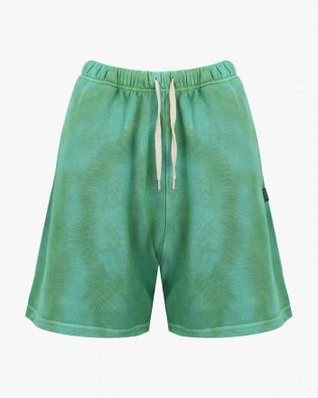 Smiley Tie Dye Shorts