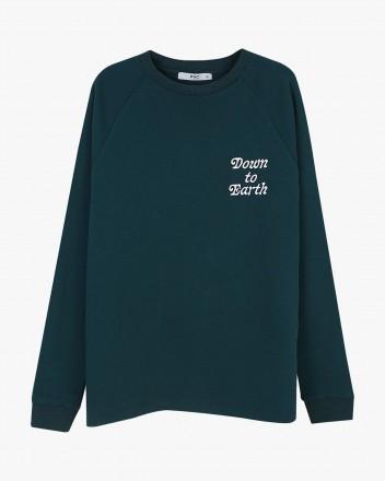 Earth Green Sweatshirt