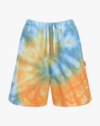 Day Off Tie Dye Shorts