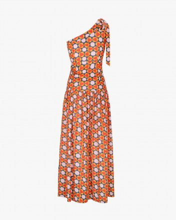 Palma Dress in Geometria print
