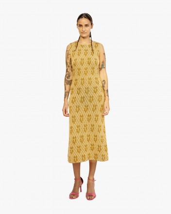 Zora Long Dress