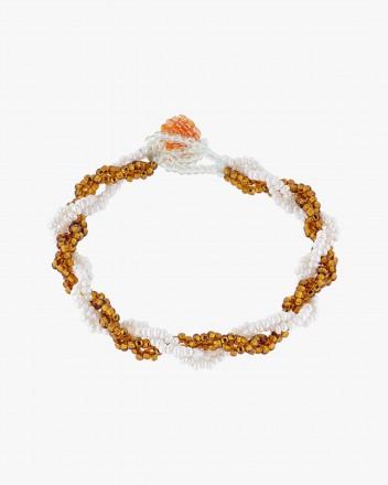 Vuelto Orange Bracelet