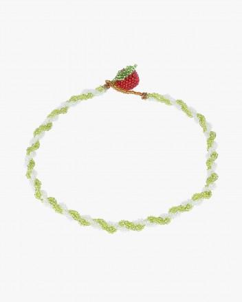 Vuelto Apple Necklace