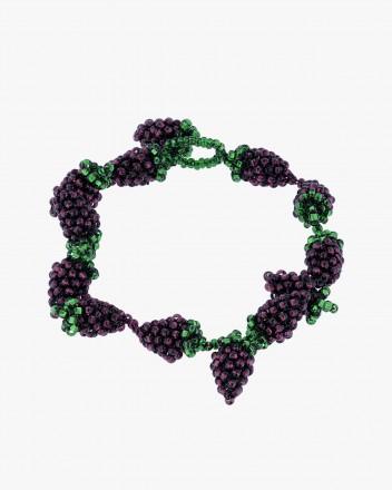 Grapes Galore Bracelet
